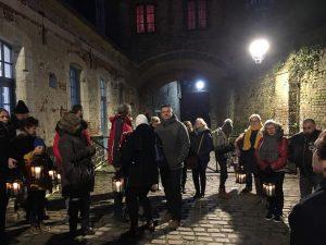 Balade nocturne et musicale ! @ Citadelle de Montreuil-sur-Mer