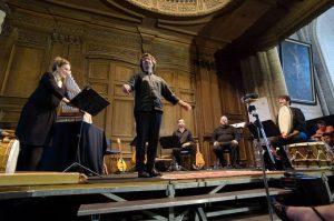 Balade nocturne et musicale ! Chapelle sonore @ Citadelle de Montreuil-sur-Mer