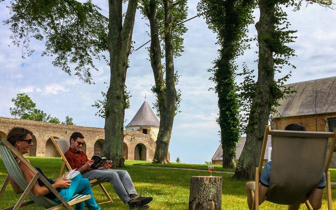 Les Joyeux Dimanches de la citadelle – Contes d'été