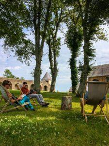 Les Joyeux Dimanches de la citadelle - Contes d'été @ Citadelle de Montreuil-sur-Mer